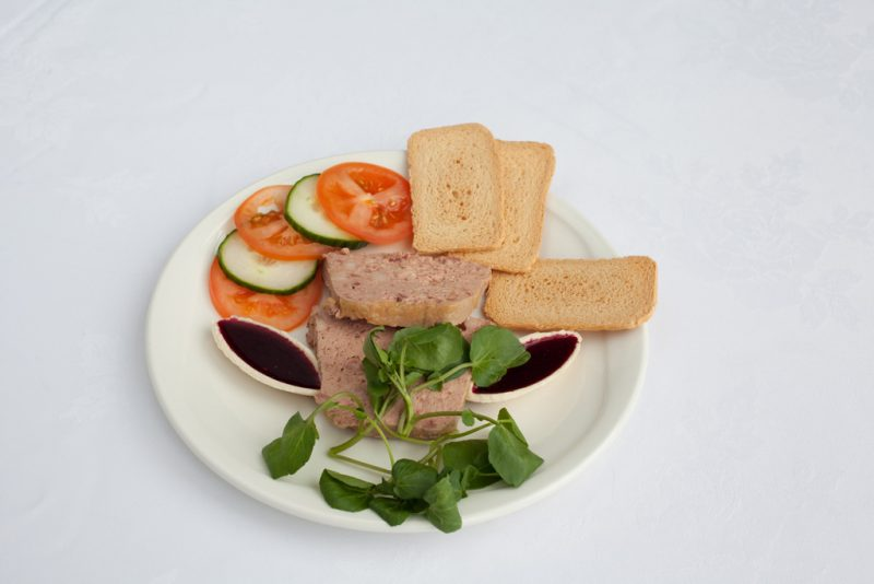Food Photography at Hotel