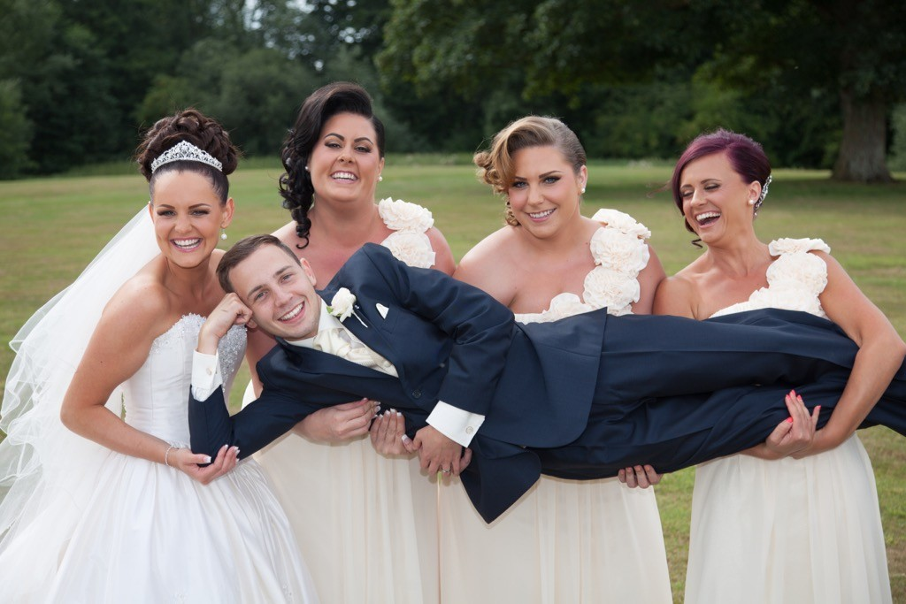 Wedding Photographer Tudor Park Maidstone