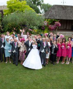 Wedding photography cooling castle barn-431