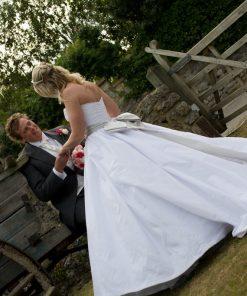 Wedding photography cooling castle barn-618