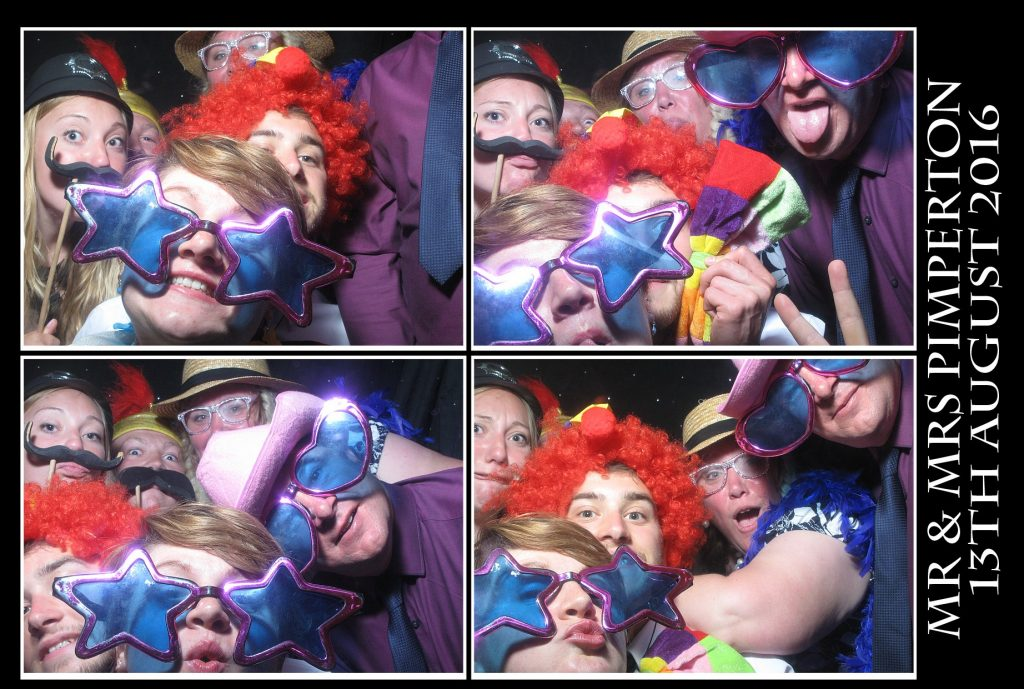photo booth hire hemptead house