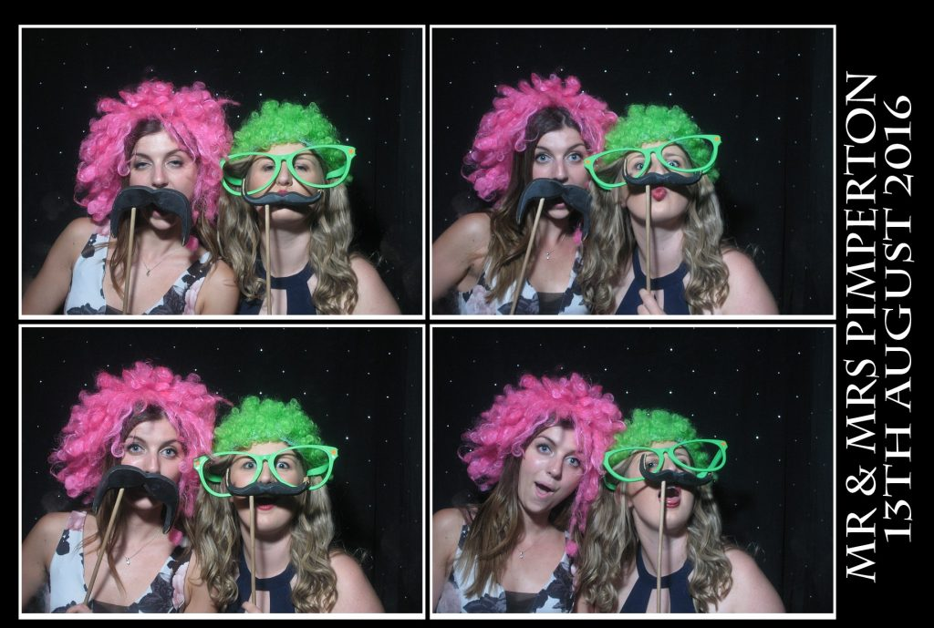 Photo booth hire Hempstead House3