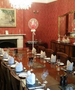 Balloons at Hempstead House Sittingbourne