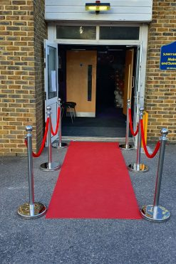 VIP Red Carpet Hire